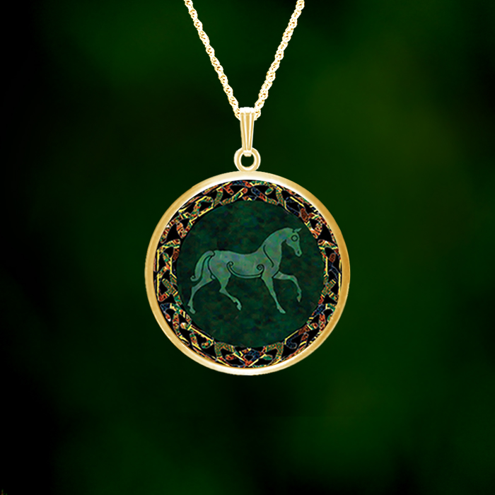 Epona small pendant lovell designs jewelry in maine epona small pendant aloadofball Gallery